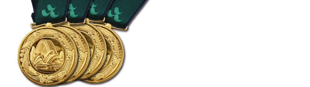 11 Gold medals