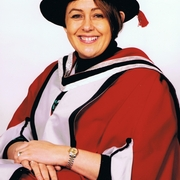 Uni of Teesside Honorary Degree