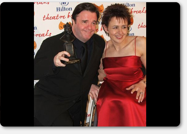 Nathan Lane and Tanni